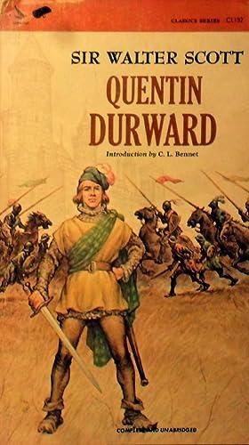 Quentin Durward: Scott Sir Walter