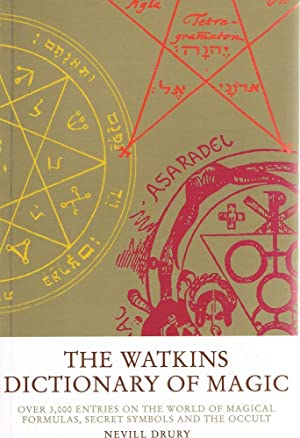The Watkins Dictionary Of Magic