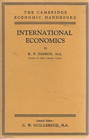 International Economics: Harrod R. F