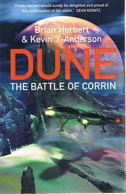 Dune 3: The Battle Of Corrin: Herbert Brian; Anderson