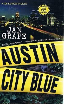 Austin City Blue: Grape Jan