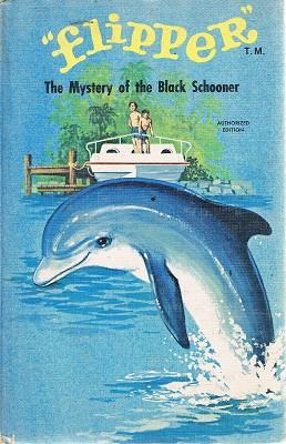 Flipper: The Mystery Of The Black Schooner: Hardwick Richard
