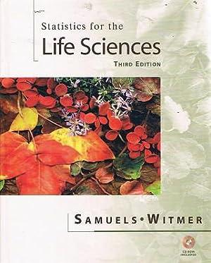 Statistics For The Life Sciences: Samuels Myra L;