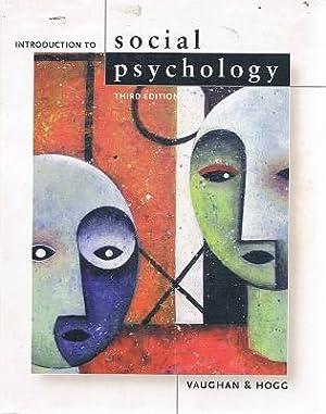 Hogg vaughan social psychology abebooks introduction to social psychology vaughan graham m fandeluxe Choice Image
