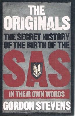 The Originals: The Secret History Of The: Stevens Gordon