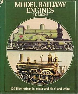 Model Railway Engines: Minns J. E