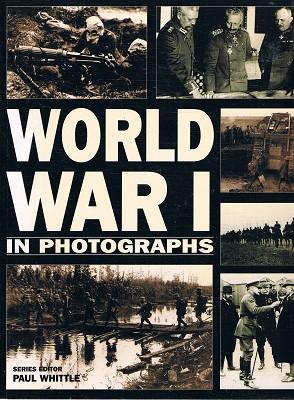 World War I In Photographs: Whittle Paul