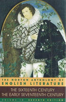 The Norton Anthology Of English Literature: The: Logan George M;