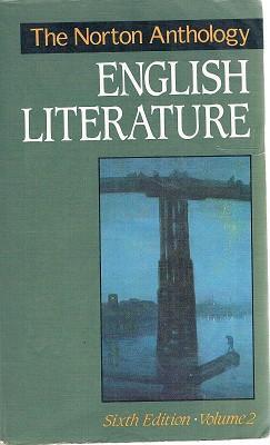 The Norton Anthology: English Literature: Volume 2: Abrams M. H