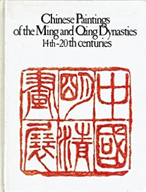 Chinese Paintings Of The Ming And Qing