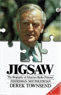Jigsaw: The Biography Of Johannes Bjelke Petersen