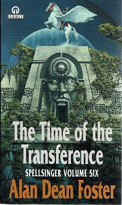 The Time Of The Transference: Spellsinger. Volume Six