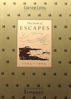 the book of escapes 1993-1994