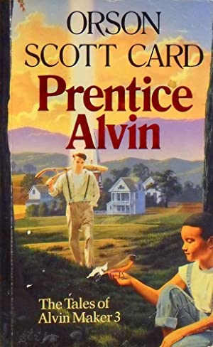 Prentice Alvin: The Tales Of Alvin Maker 3
