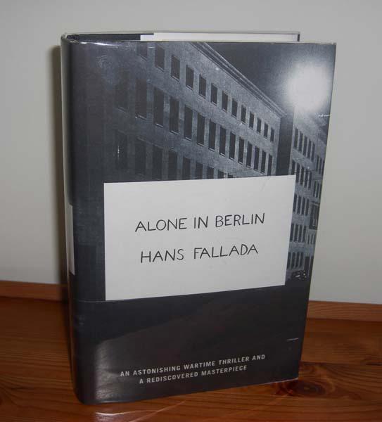 Alone In Berlin Book