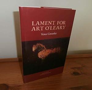 Lament for Art O'Leary: Groarke, Vona