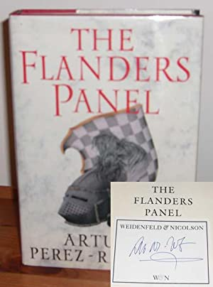 The Flanders Panel: Perez-Reverte, Arthuro