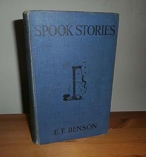 Spook Stories: Benson, Edward, Frederic