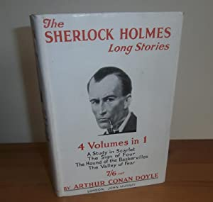 The Sherlock Holmes Long Stories, A Study: Doyle, Sir Arthur