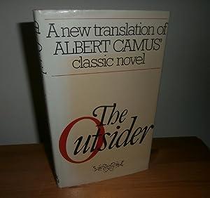 The Outsider: Camus, Albert
