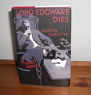 Lord Edgware Dies: Christie, Agatha