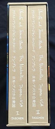 Christo - Umbrellas Japan-USA 1984-1991.: Christo Jeanne-Claude and Wolfgang Volz