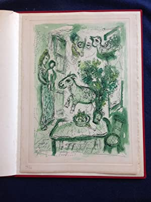 Chagall Marc. Life and work. Deluxe Edition: Franz Meyer -