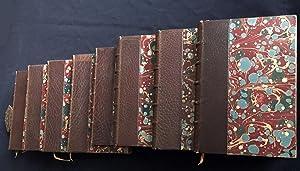 La vie artistique, 8 vols, 1892, with prints by Rodin, Renoir, Pissarro, Fantin-Latour and others.:...