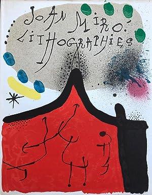 Miro` catalogue Raisonne 4 volumes: Joan Miro Illustrator