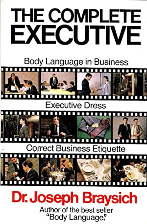 COMPLETE EXECUTIVE (The) (Author signed).