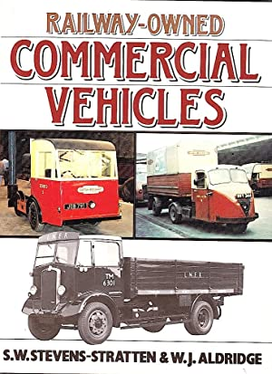 RAILWAY-OWNED COMMERCIAL VEHICLES.: S.W. Stevens-Stratten &