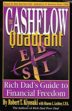 CASHFLOW QUADRANT, The. Rich Dad's Guide to Financial Freedom.
