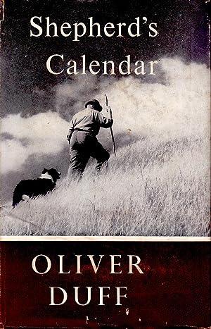 SHEPHERD'S CALENDAR.: Oliver Duff ('Sundowner').