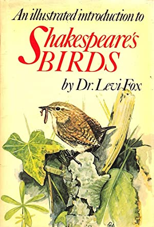 AN ILLUSTRATED INTRODUCTION TO SHAKESPEARE'S BIRDS.
