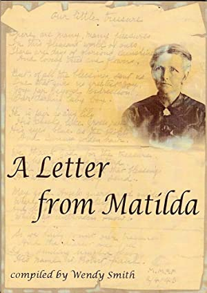 A LETTER FROM MATILDA.