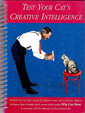 TEST YOUR CAT'S CREATIVE INTELLIGENCE.