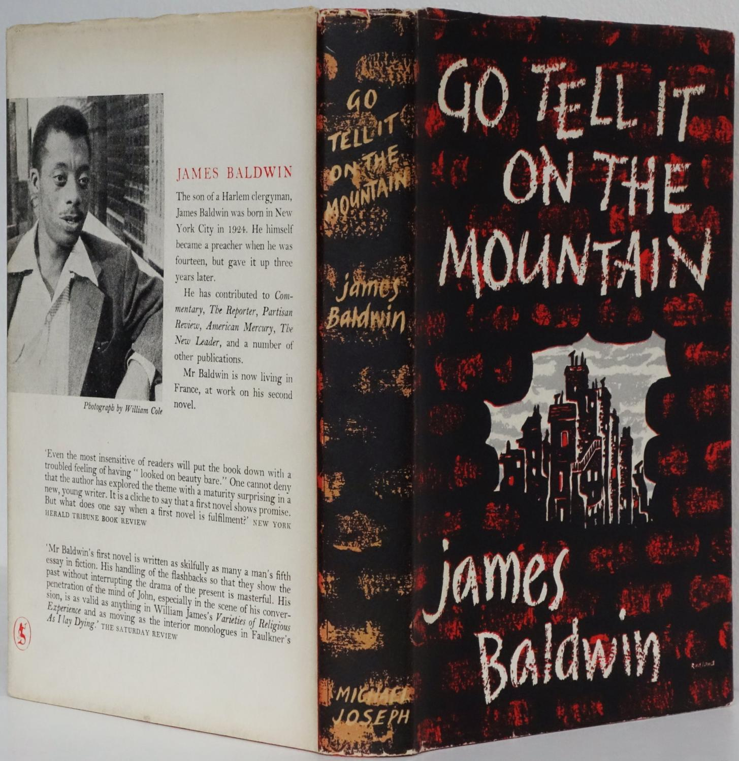 go tell it on the mountain by james baldwin essay Mountain, baldwin said, is the book i had to write if i was ever going to write anything else go isbn10 : 9780345806550 , isbn13 : 0345806557 a collection of critical essays on james baldwin's go tell it on the mountain.
