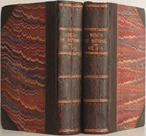 An Inquiry into the Nature and Causes of the Wealth of Nations. New Edition. In Four Volumes. Emb...