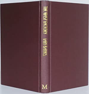 The Wasp Factory. London: Macmillan, 1984.: BANKS, Iain