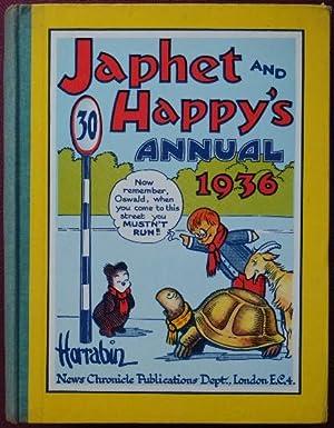 Japhet and Happy's Annual 1936: Horrabin J F