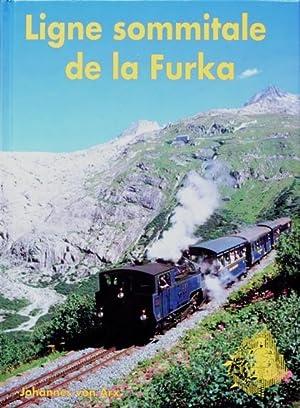 Ligne Sommitale de la Furka: von Arx Johannes