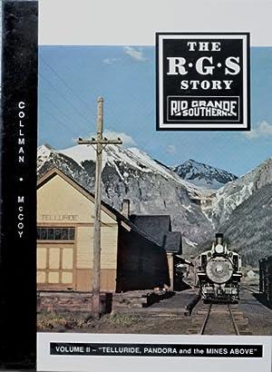 The R.G.S.Story : Rio Grande Southern Volume: COLLMAN RUSS &