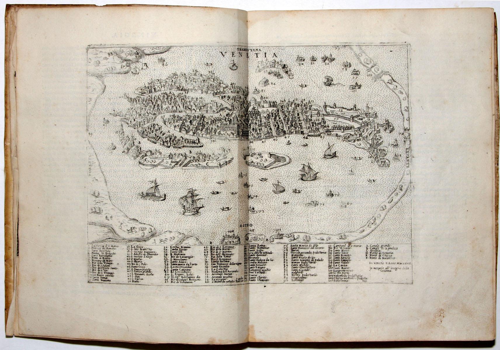 De¿ disegni delle piu illustri città et fortezze del Mondo; parte I [¿].: ...
