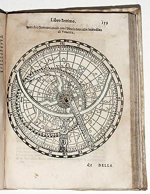 Della Fabrica et Uso di diversi Stromenti di Astronomia et Cosmographia. Ove si vede la somma della...