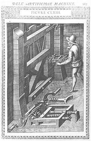 Le Diverse et Artifiose Machine.Nelle quali si contengono varii et industriosi Movimenti: RAMELLI, ...