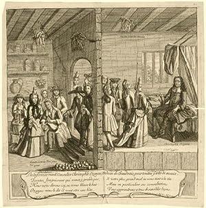 Les Malades de Belle de belle Humeur: BORDELON, Laurent, Abbè