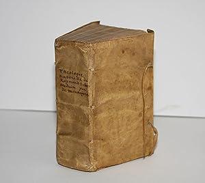 La Theologie naturelle de Raymond Sebond, traduicte: MONTAIGNE, Michel de
