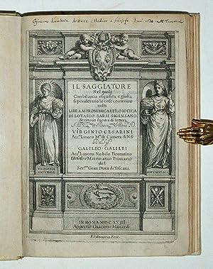 Il Saggiatore nel quale con bilancia esquisita: GALILEI, Galileo