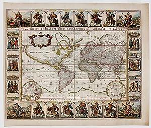 Nova Totius Terrarum Orbis Geographica Ac Hydrographica: VISSCHER, C. J.