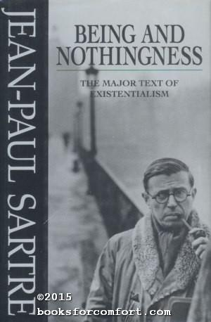 sartre being and nothingness essay Com: being and nothingness: a phenomenological essay on ontology (9780671824334) by sartre, jean paul and a great selection of similar new, used and being and nothingness by jean-paul sartre.